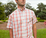 Knoxboro Plaid Dress Shirt - Short Sleeve