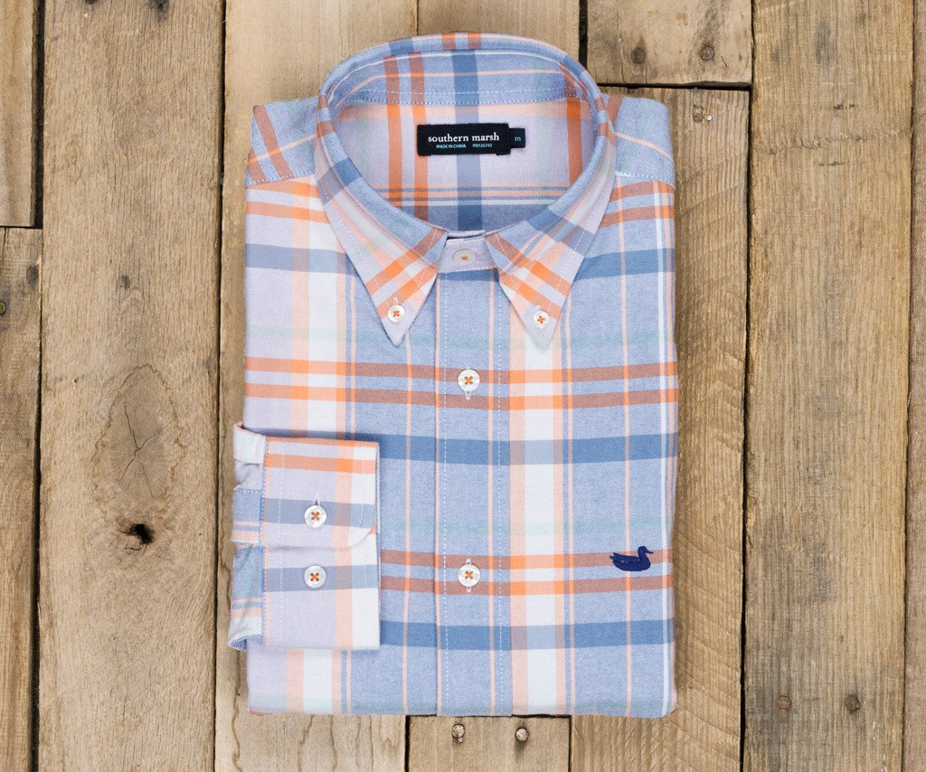 Oakmont Oxford Dress Shirt