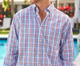 Tillman Windowpane Dress Shirt