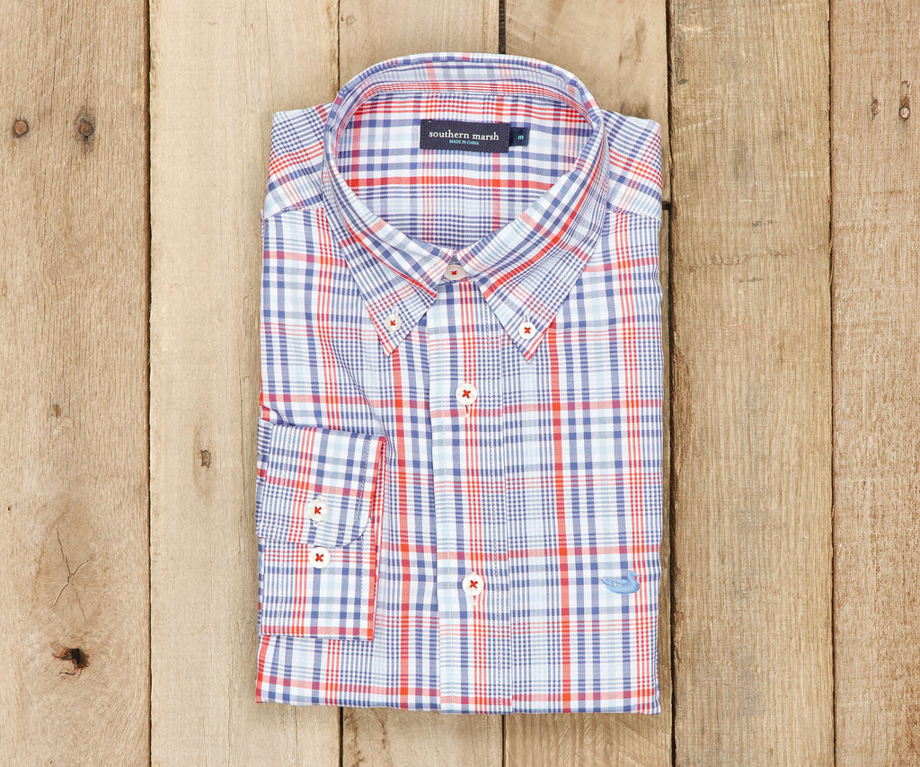 country dress shirt