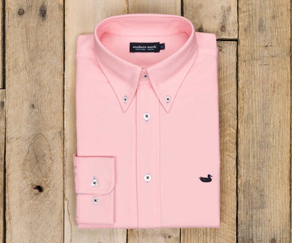 The University Shirt - Oxford