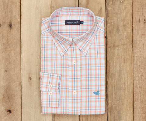 Bainbridge Check Dress Shirt