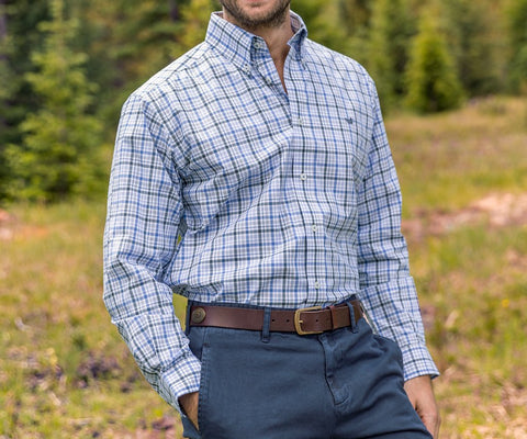 Calhoun Check Dress Shirt