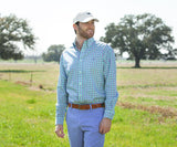 Evans Gingham Dress Shirt