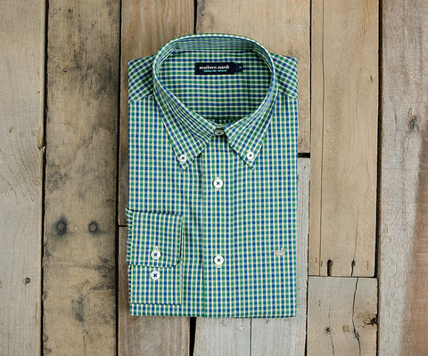 Hookbill Gingham Dress Shirt - Wrinkle Free