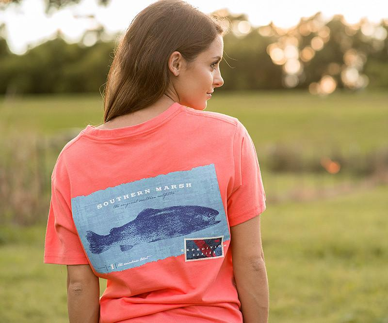 Expedition Series Tee - Rainbow Trout