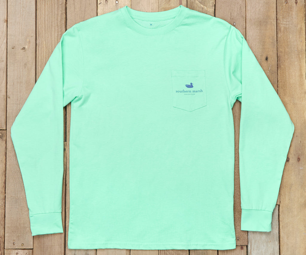 Expedition Series Tee - Wood Duck - Long Sleeve