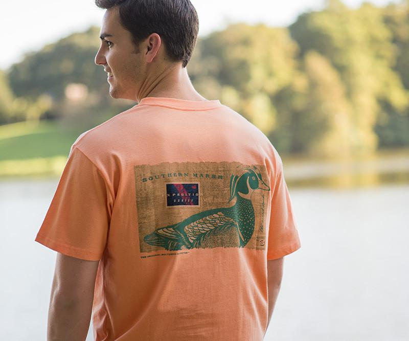 Expedition Series Tee - Wood Duck