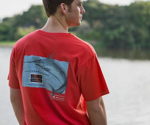 Expedition Series Tee - Marlin