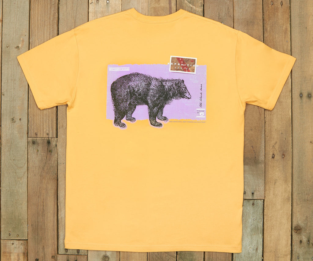Expedition Series Tee - Black Bear