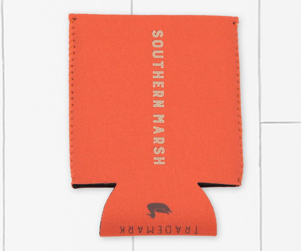Orange | Delta Fish Coozie