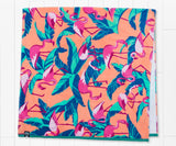 Peach Flamingo | Flamingo Beach Towel