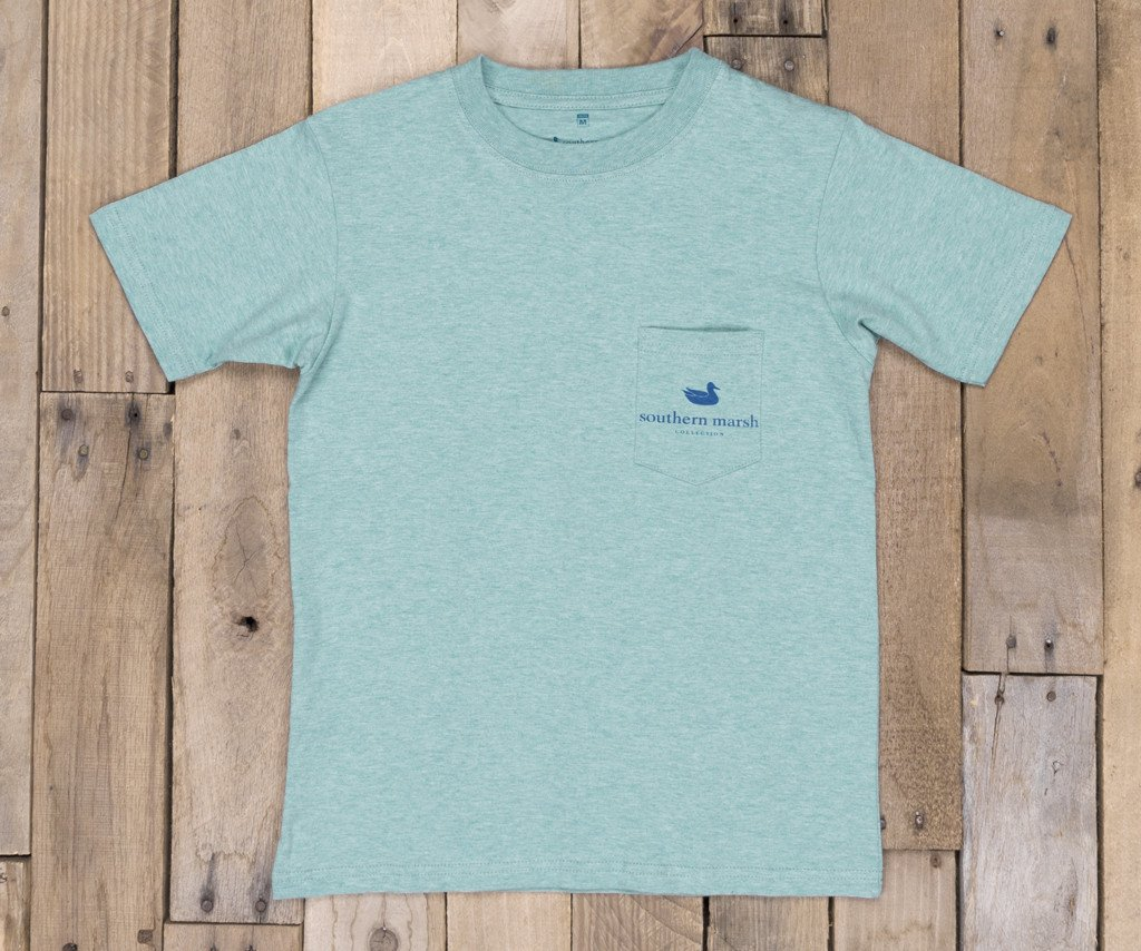 Youth Branding Collection Tee - Flying Duck