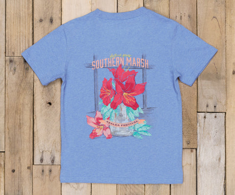 Youth Festival Series Tee - Azalea