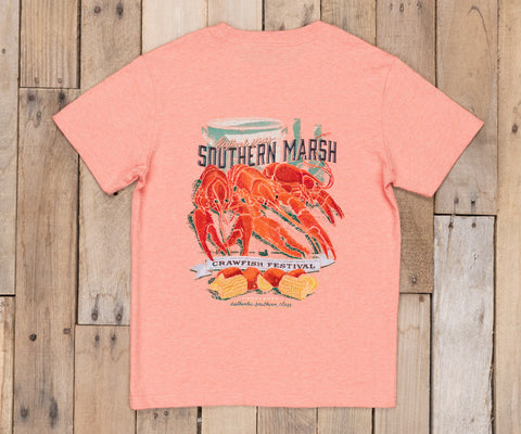 Youth Festival Series Tee - Crawfish