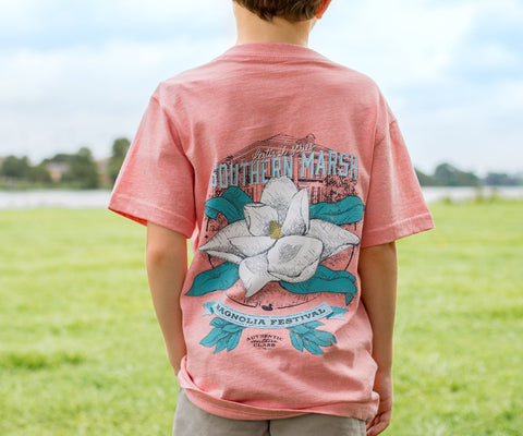 Youth Festival Series Tee - Magnolia