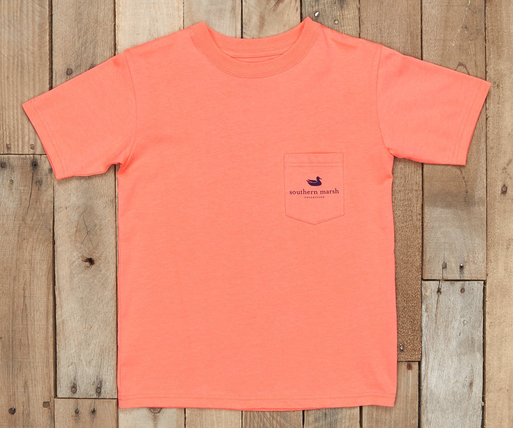 Youth River Route Collection Tee - The South