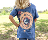 Youth Southern Class Tee - Shotgun Shell