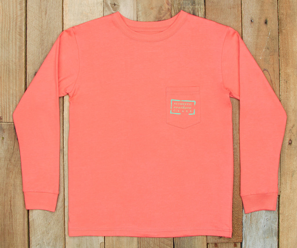 Youth Authentic Tee - Long Sleeve