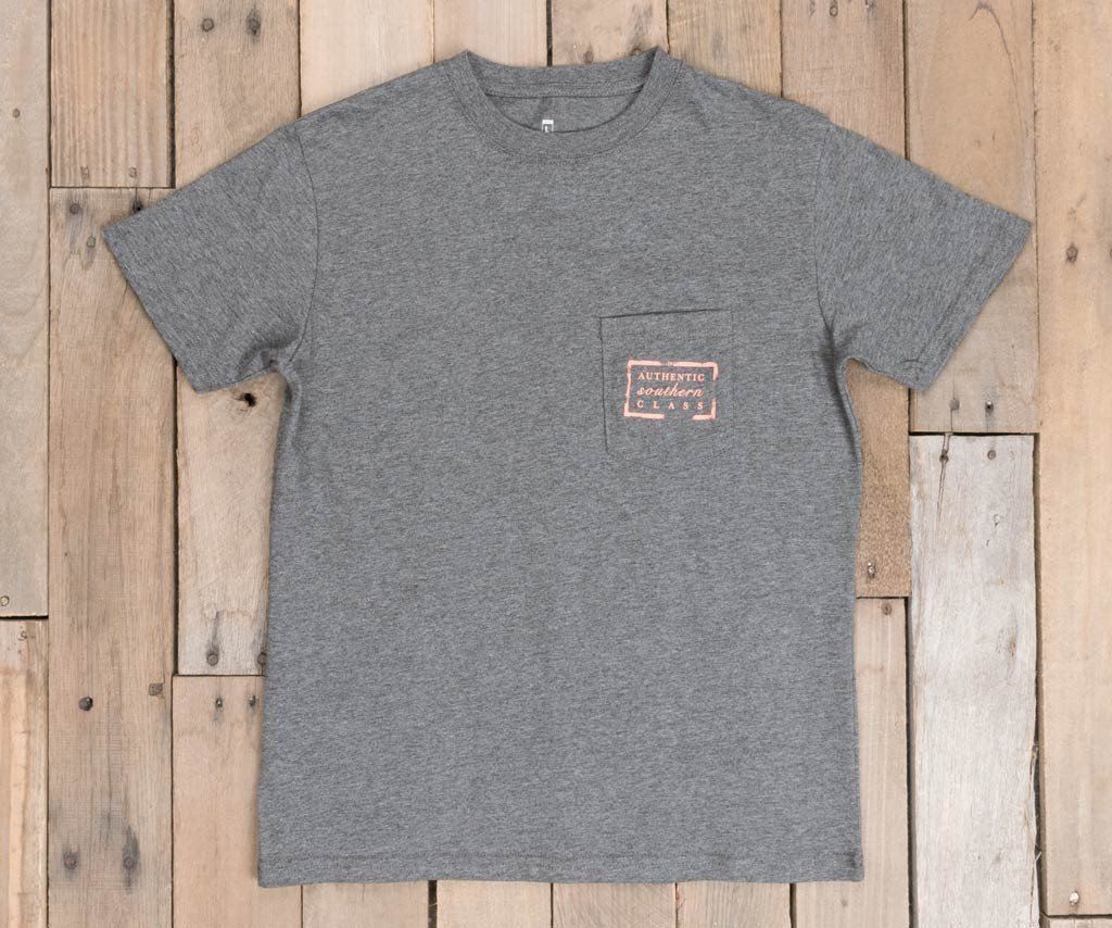 Youth Authentic Tee - Heather