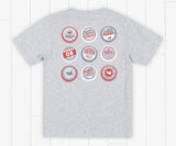 Youth Vintage Cap Collection Tee
