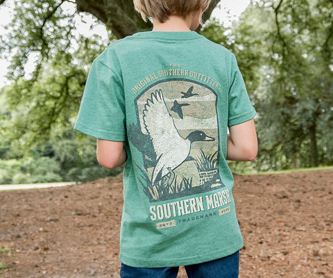 Youth Vistas Mallard Tee