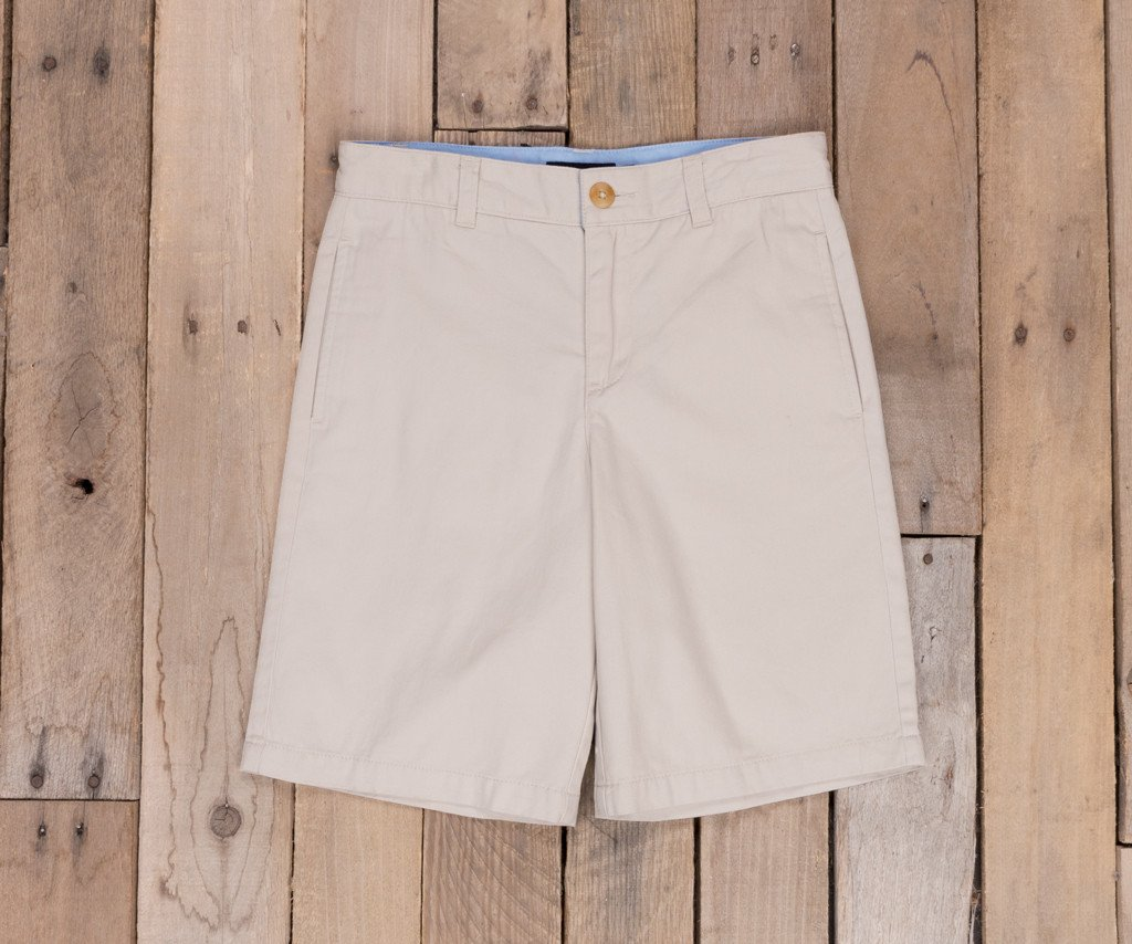 Audubon  Tan | Youth Regatta Short