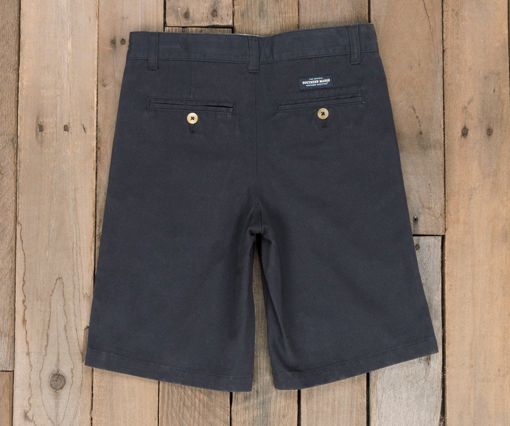 Colonial Navy | Youth Regatta Short | Back