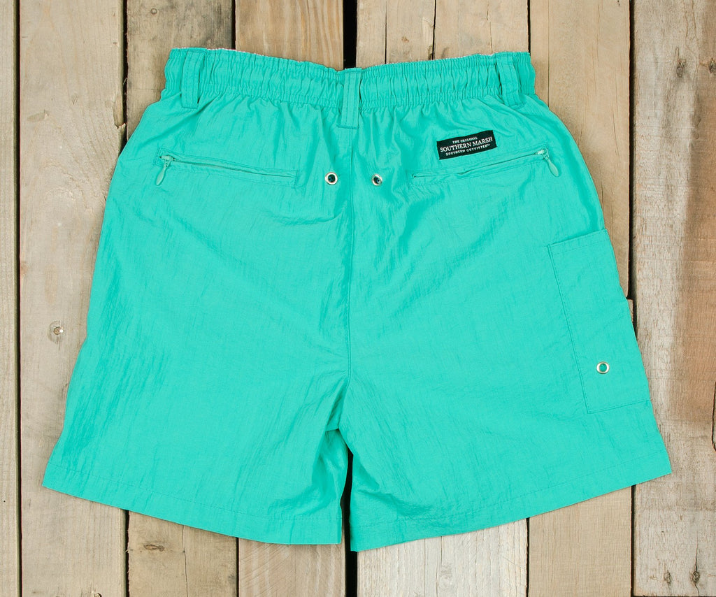 Youth Dockside Swim Trunk