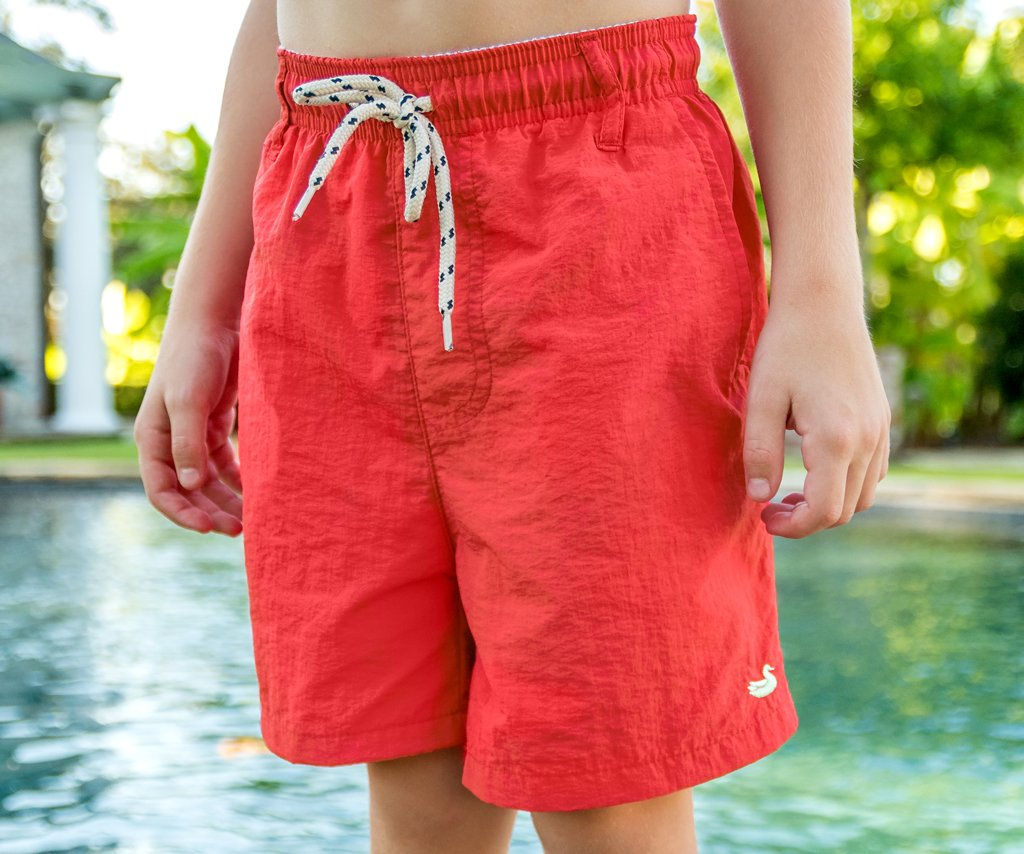 aa9fd6fd8d Youth Dockside Swim Trunk — Southern Marsh Collection