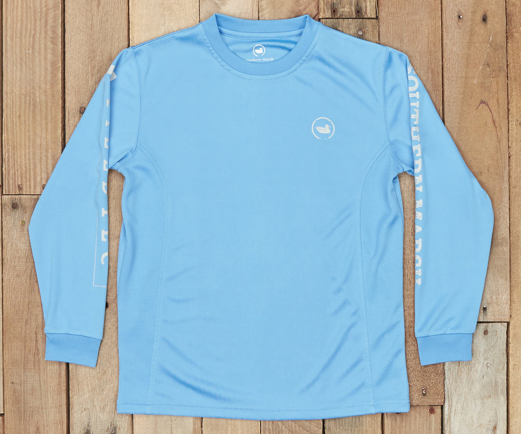 Youth FieldTec™ Fishing Team Shirt - Long Sleeve