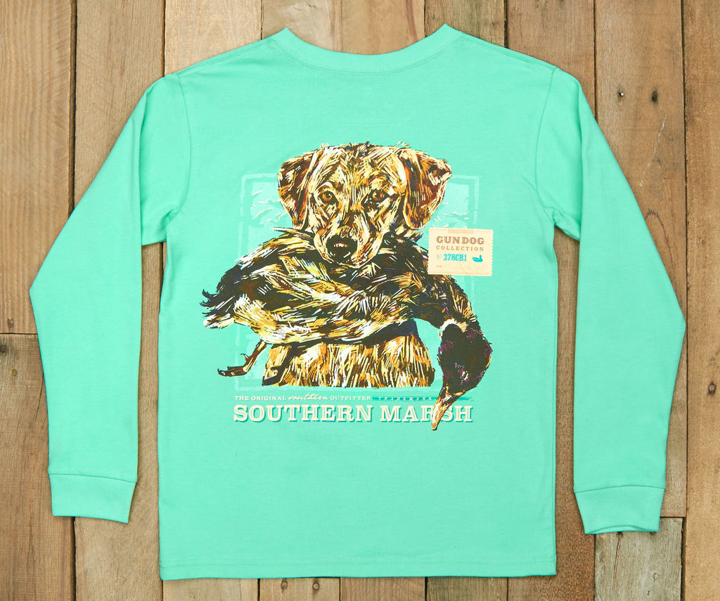 Youth Gun Dog Collection Tee - One - Long Sleeve