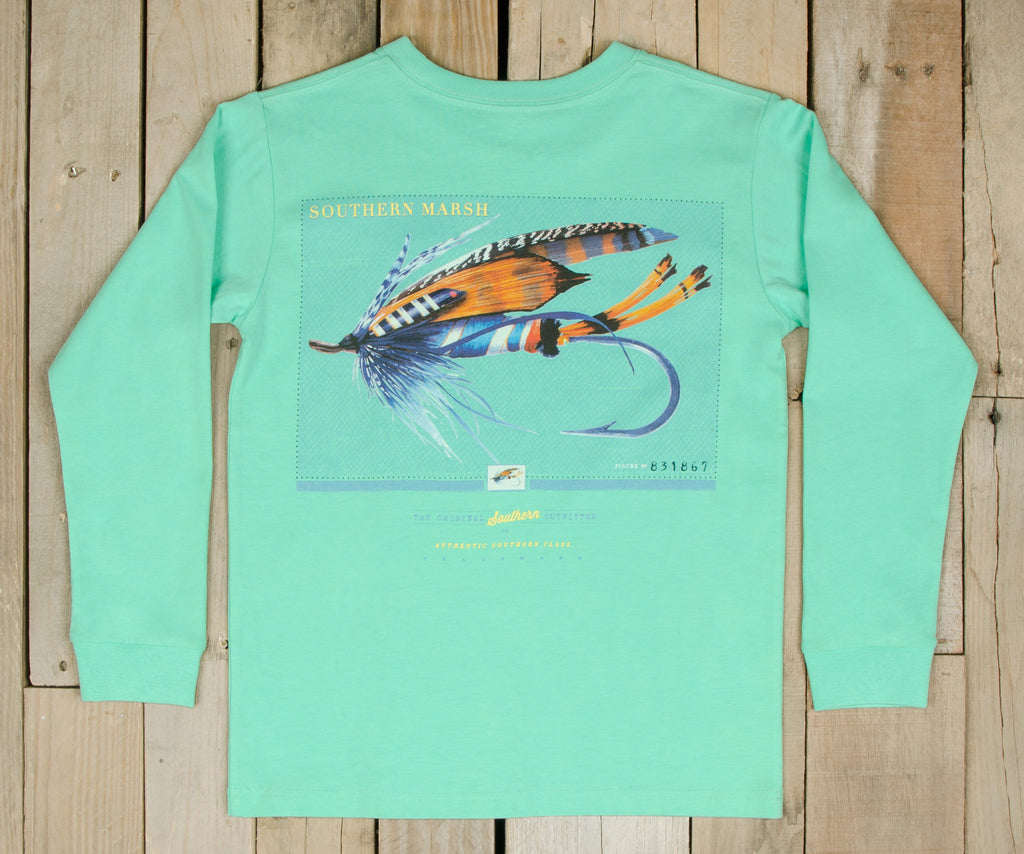 Youth Outfitter Series Tee - 1 - Long Sleeve