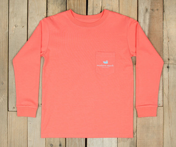 Southern marsh collection youth outfitter series tee 2 for Southern marsh dress shirts on sale