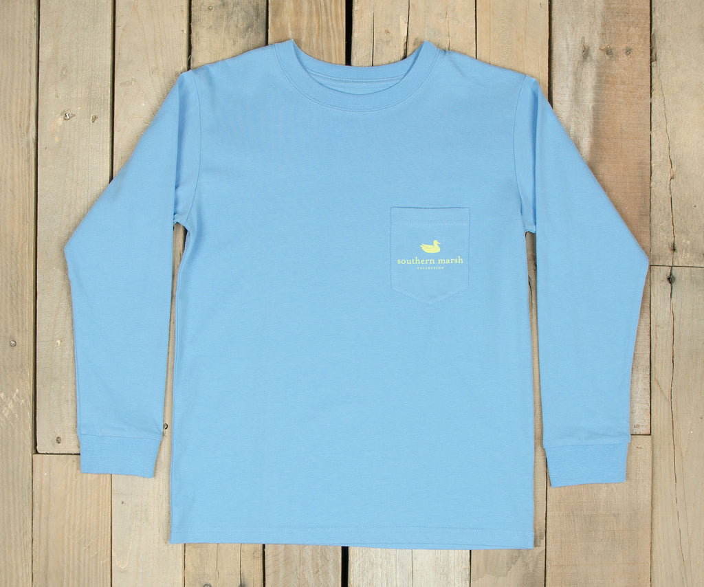 Youth Outfitter Series Tee - 3 - Long Sleeve
