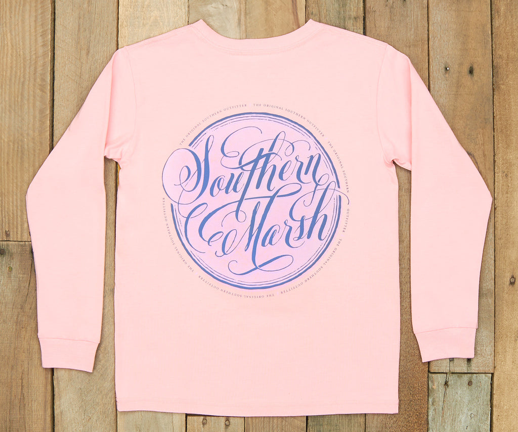 Youth Signature Coin - Long Sleeve
