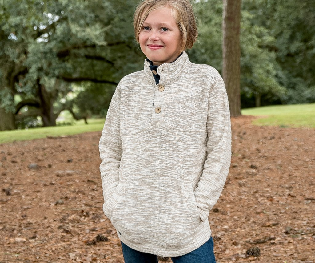 Youth Beaufort Knit Pullover