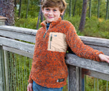 Youth Blue Ridge Sherpa Pullover
