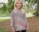 Youth Sunday Morning Sweater - Rainbow