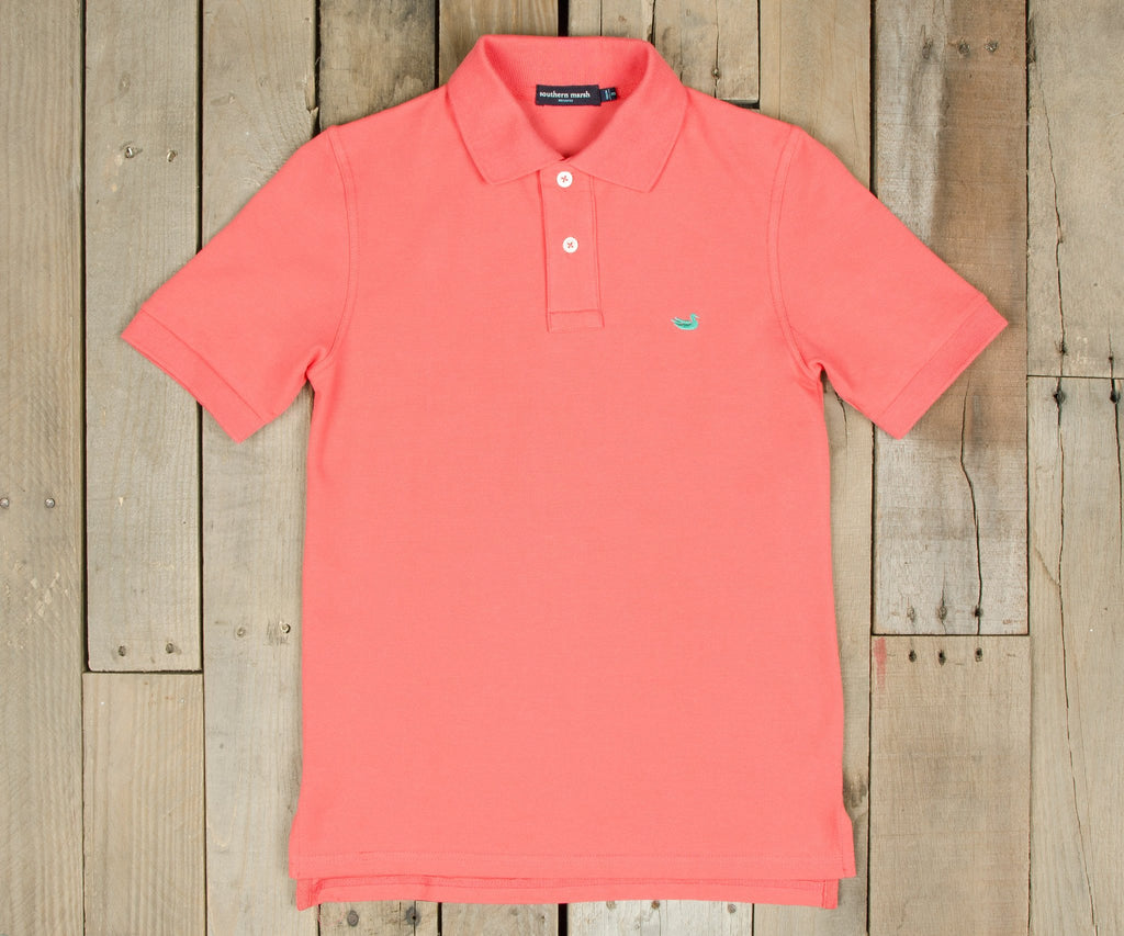 Youth Stonewall Polo