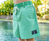 Bimini Green Shoals | Youth SEAWASH™ Shoals Swim Trunk