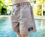 Burnt Taupe Shoals | Youth SEAWASH™ Shoals Swim Trunk
