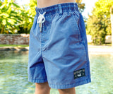 Washed Blue Shoals | Youth SEAWASH™ Shoals Swim Trunk