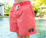 Washed Red Shoals | Youth SEAWASH™ Shoals Swim Trunk