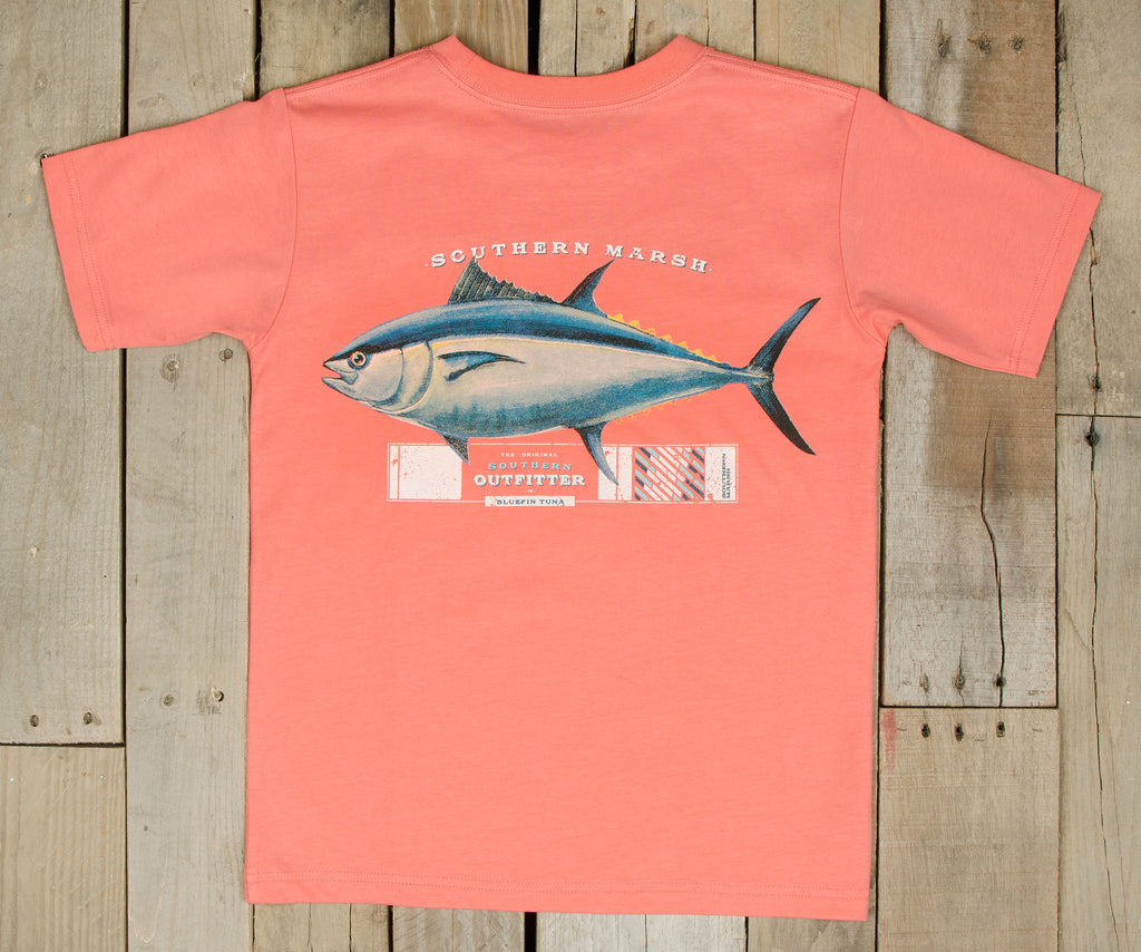 Youth Outfitter Collection Tee - Tuna