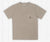 Washed Burnt Taupe | Youth SEAWASH™ Tee