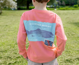 Youth Expedition Series Tee - Rainbow Trout - Long Sleeve