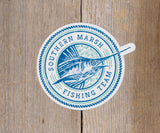 Fishing Team Sticker