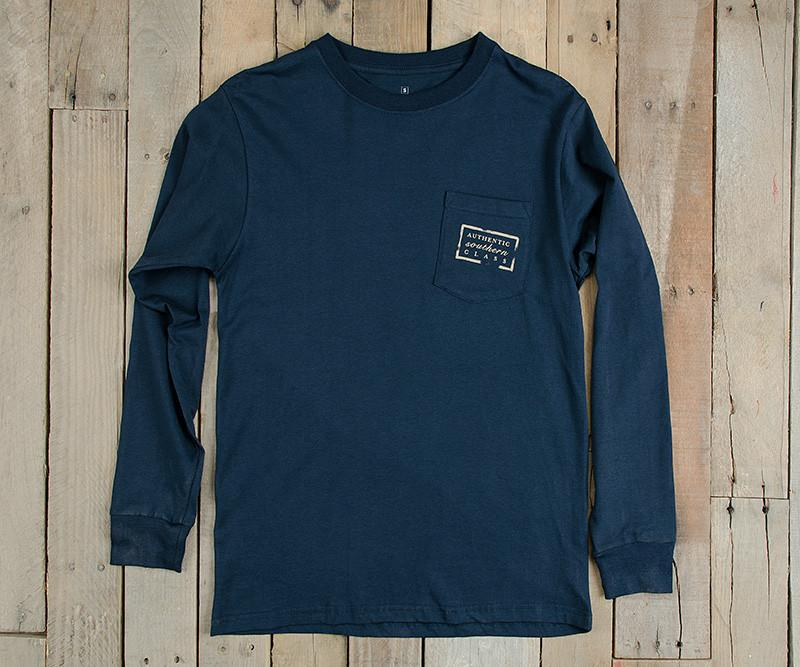 Authentic Heritage Tee - Kentucky - Long Sleeve
