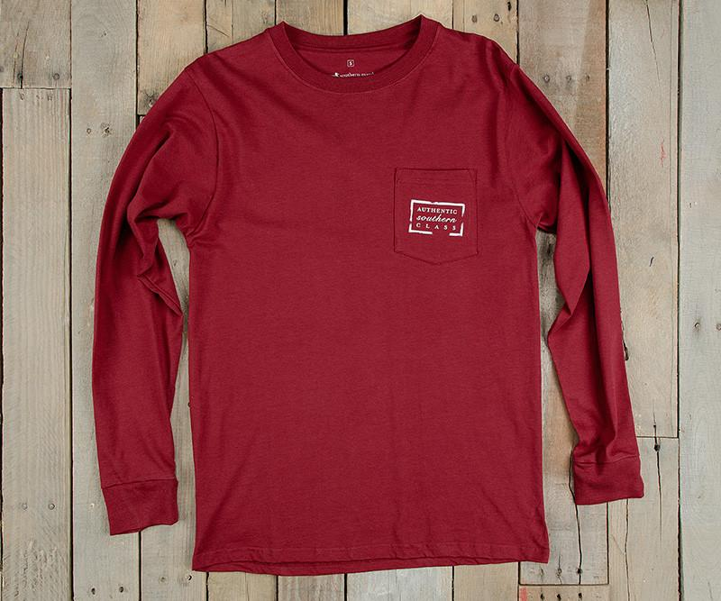 Authentic Heritage Tee - Texas - Long Sleeve
